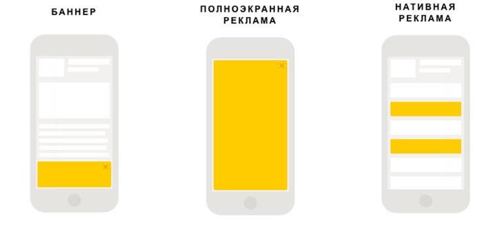 mobile reklama
